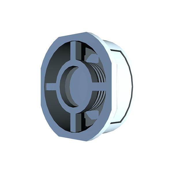 Клапан обратный межфланцевый термадор 1